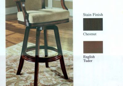Heritage bar stool 3