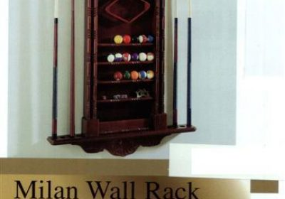 milan wall rack